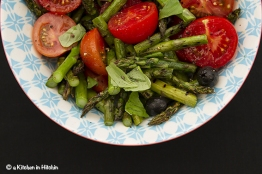 Tomato-Asparagus-Olive-Salad